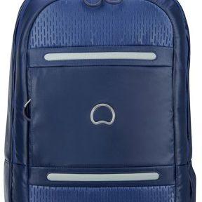 Τσάντα Πλάτης Delsey Mε Θέση Για Laptop 15,6″ 45 x 32 x 17 cm 236560112-BLUE