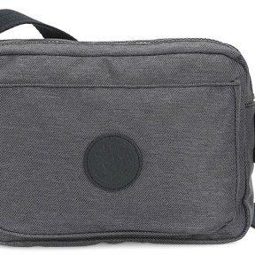 Τσάντα Ώμου Kipling Abanu M KI6696-29V-CHARCOAL