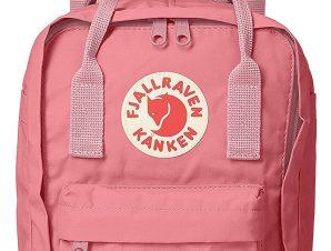 Τσάντα Πλάτης Fjallraven Kanken Mini Pink 23561-312-312