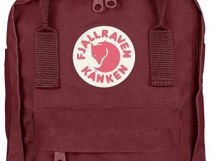 Τσάντα Πλάτης Fjallraven Kanken Mini Ox Red 23561-326-326