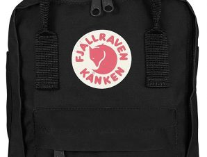 Τσάντα Πλάτης Fjallraven Kanken Mini Black 23561-550-550