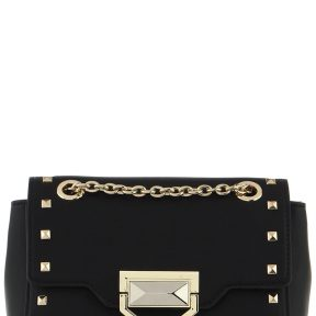 Τσάντα Ώμου Nine West Rowan Mini NGN109978-BLACK