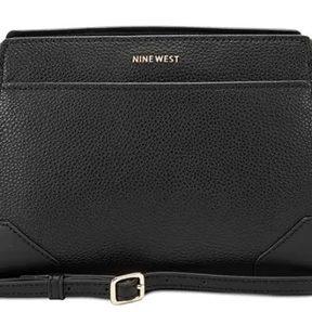 Τσάντα Ώμου Nine West Brooklyn NGV108570-BLA