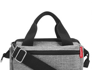 Τσάντα Ώμου Reisenthel Twist 22 x 24 x 13cm MQ7052-SILVER