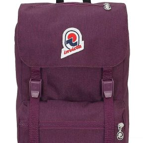 Τσάντα Πλάτης Invicta 28x38x20 Jolly Purple 206001901412-PURPLE