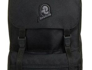 Τσάντα Πλάτης Invicta Jolly Solid 206002075899-BLACK