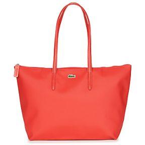 Shopping bag Lacoste L 12 12 CONCEPT Εξωτερική σύνθεση : Συνθετικό & Εσωτερική σύνθεση : Ύφασμα