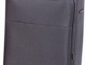 Βαλιτσα Καμπίνας τρόλεϊ Diplomat ZC 6039 51x37x23εκ Γκρι