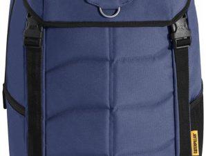 Τσάντα Πλατης Brody Caterpillar 83440 Μπλε