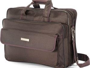 Τσάντα Laptop 15.6inch Benzi BZ5265 Καφέ